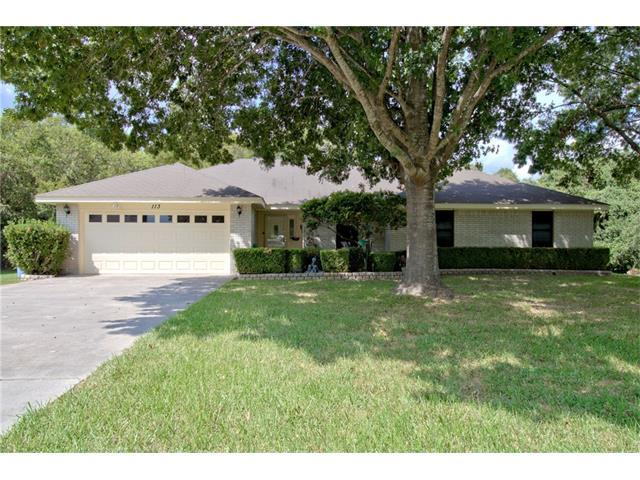 113 Whitetail Holw, Seguin, TX 78155 (#7500147) :: The ZinaSells Group