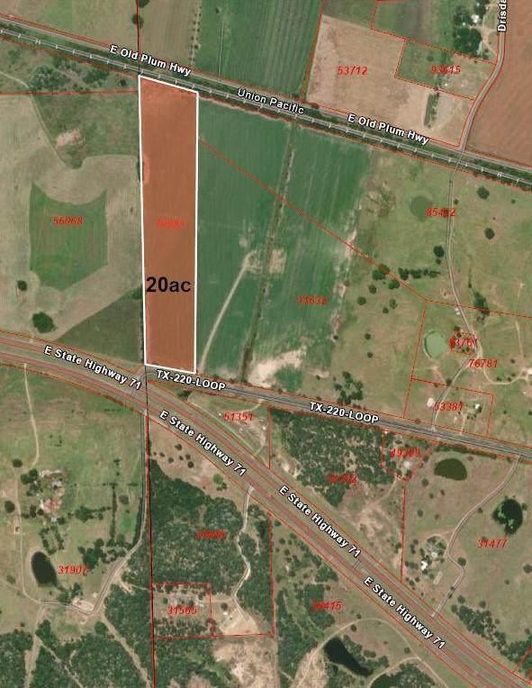 TBD Hwy 71 W & Loop 220 W, Plum, TX 78952 (#7504038) :: Papasan Real Estate Team @ Keller Williams Realty