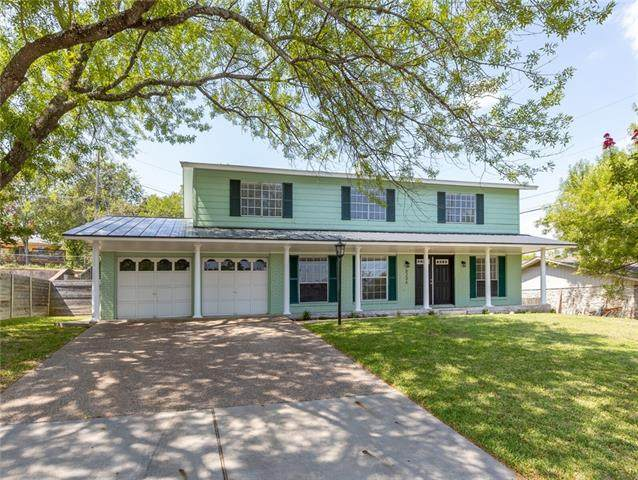 6206 Hyside Dr, Austin, TX 78723 (#7505745) :: Azuri Group | All City Real Estate
