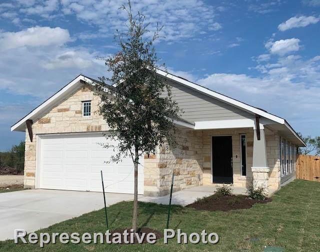 313 Gaida Loop Loop, Georgetown, TX 78628 (#7515856) :: Ana Luxury Homes