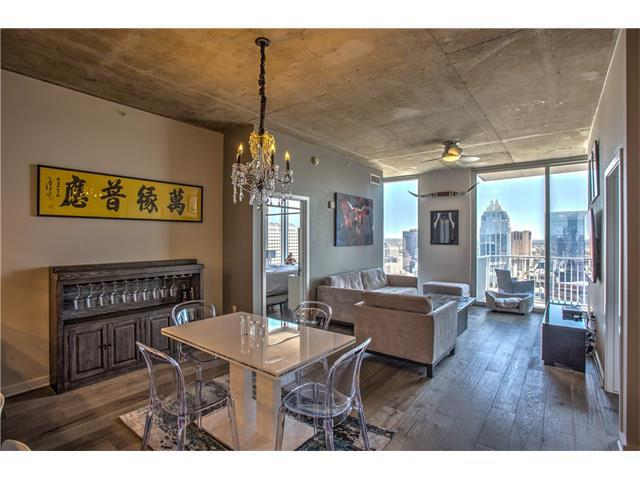 360 Nueces St #2809, Austin, TX 78701 (#7532112) :: Papasan Real Estate Team @ Keller Williams Realty
