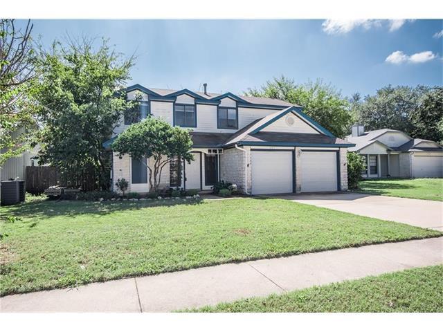 607 Bristlewood Cv, Cedar Park, TX 78613 (#7535392) :: RE/MAX Capital City