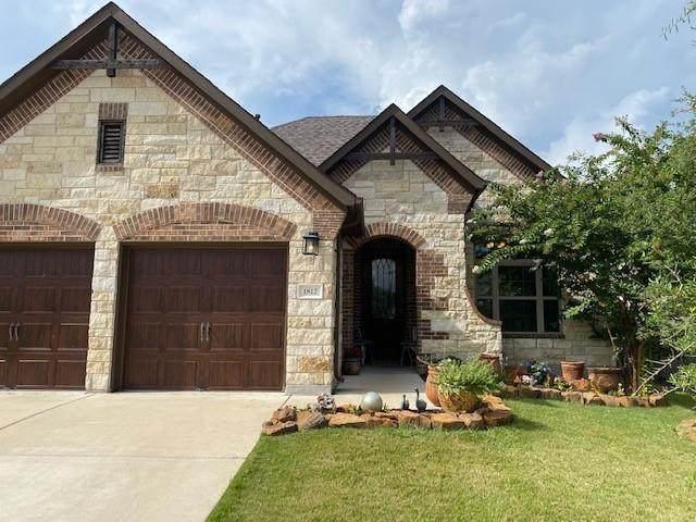 1812 Grebe Dr, Pflugerville, TX 78660 (#7545376) :: Ben Kinney Real Estate Team