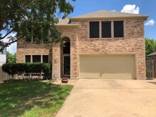 711 Camp Fire Trl, Pflugerville, TX 78660 (#7554381) :: Papasan Real Estate Team @ Keller Williams Realty