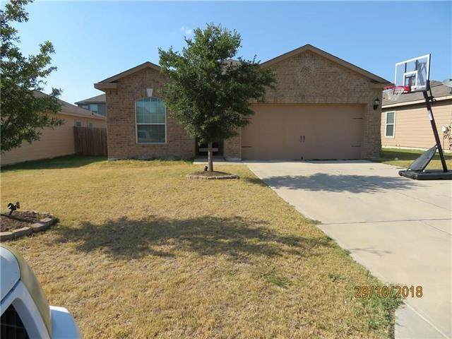 128 Robertson Ln, Jarrell, TX 76537 (#7556415) :: Watters International