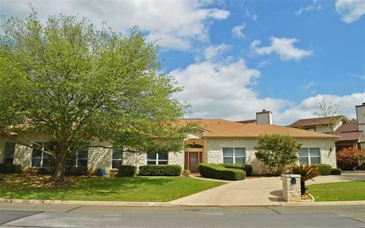 406 Olympia Fields St, Meadowlakes, TX 78654 (#7572155) :: Lancashire Group at Keller Williams Realty