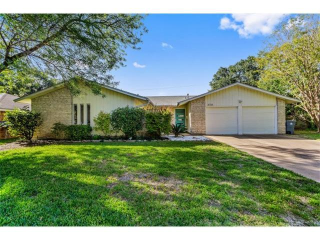 8708 Donna Gail Dr, Austin, TX 78757 (#7598032) :: The Gregory Group