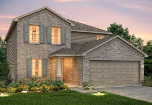 2013 Cliffbrake Way, Georgetown, TX 78626 (#7622830) :: Watters International