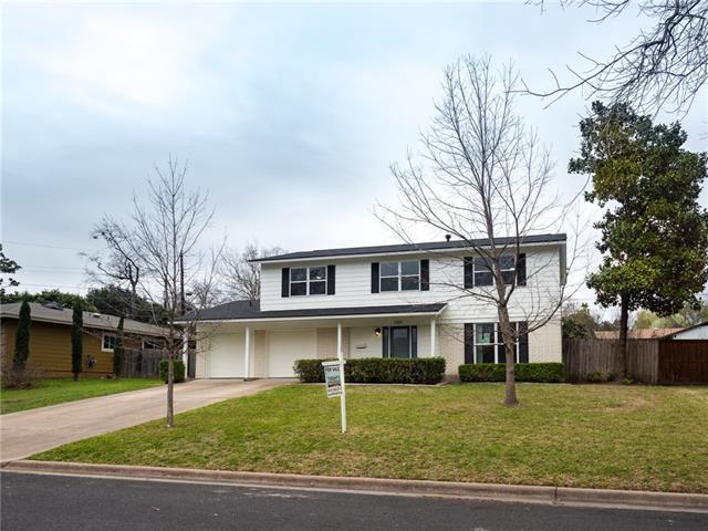 7301 Marywood Cir, Austin, TX 78723 (#7654452) :: Forte Properties