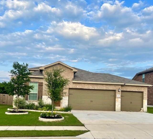 2328 Hat Bender Loop, Round Rock, TX 78664 (#7666782) :: Papasan Real Estate Team @ Keller Williams Realty