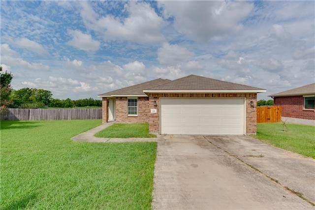 215 Legends Of Hutto Trl, Hutto, TX 78634 (#7723830) :: Azuri Group | All City Real Estate