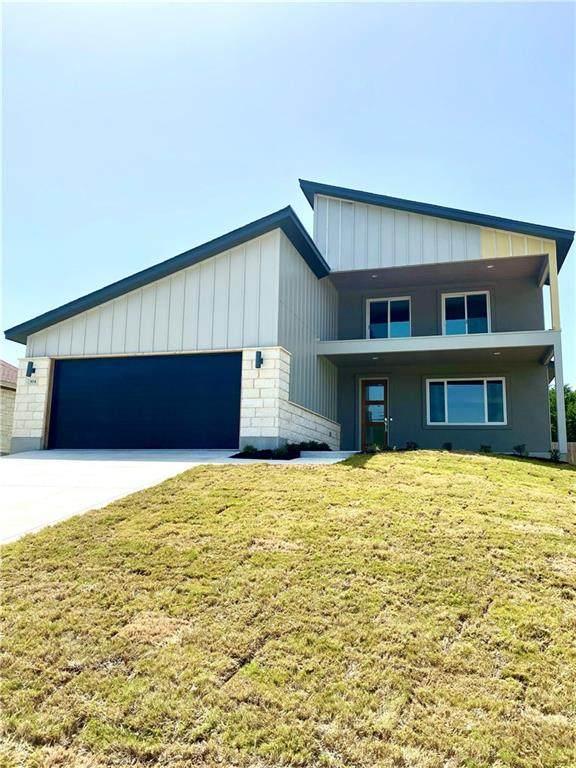 304 Buckhorn Dr, Point Venture, TX 78645 (#7738816) :: Ben Kinney Real Estate Team