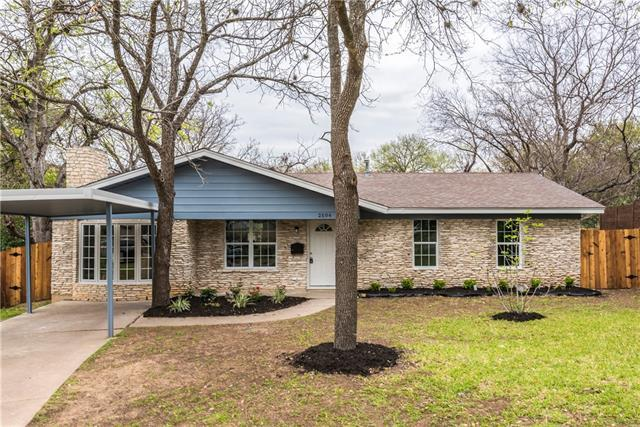 2504 Friar Tuck Ln, Austin, TX 78704 (#7740875) :: The Gregory Group