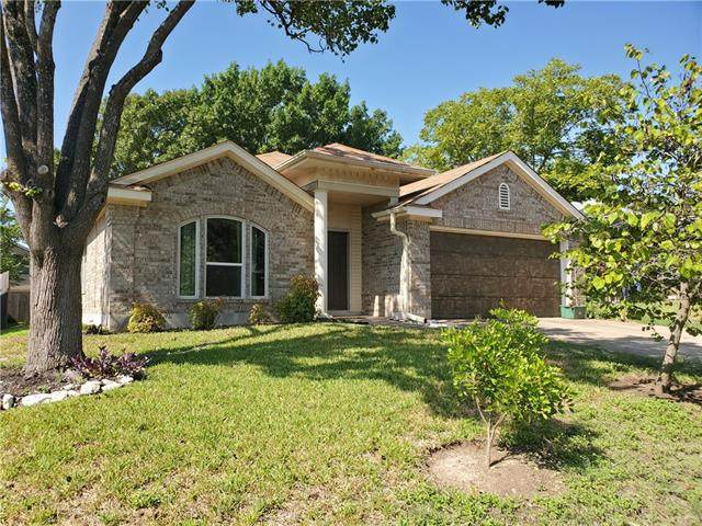 2109 Fuzz Fairway, Austin, TX 78728 (#7751632) :: The Perry Henderson Group at Berkshire Hathaway Texas Realty