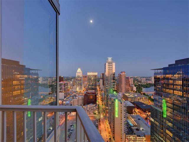360 Nueces St #2501, Austin, TX 78701 (#7754332) :: The Perry Henderson Group at Berkshire Hathaway Texas Realty