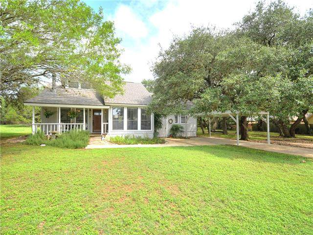 13 Wilson Cir, Wimberley, TX 78676 (#7774734) :: Azuri Group | All City Real Estate