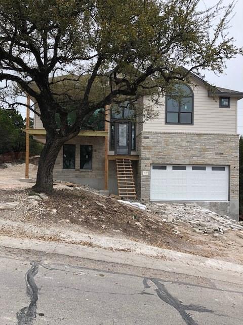418 Summit Ridge Dr, Point Venture, TX 78645 (#7779463) :: The Heyl Group at Keller Williams