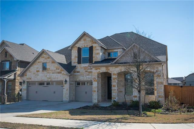 560 Blue Agave Ln, Georgetown, TX 78626 (#7806613) :: The ZinaSells Group