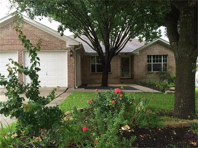 3807 Eagles Nest St, Round Rock, TX 78665 (#7811032) :: Papasan Real Estate Team @ Keller Williams Realty