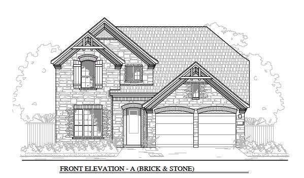 2209 Highland Rdg, Georgetown, TX 78628 (#7850737) :: Papasan Real Estate Team @ Keller Williams Realty