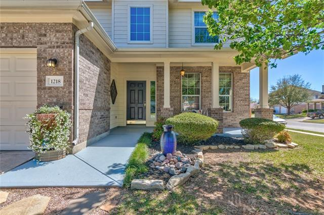 1218 Heritage Park Dr, Cedar Park, TX 78613 (#7854720) :: RE/MAX Capital City