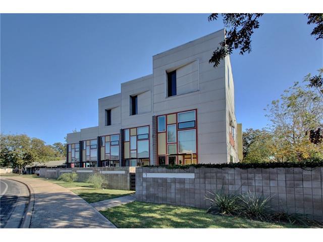 502 W 55th St #3, Austin, TX 78751 (#7869292) :: Austin Portfolio Real Estate - Keller Williams Luxury Homes - The Bucher Group