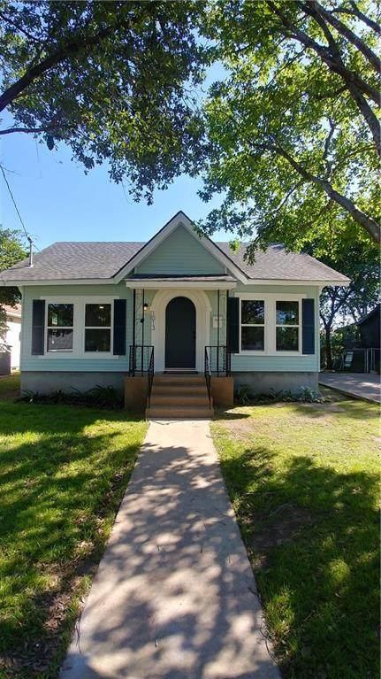 1013 E 43rd St, Austin, TX 78751 (#7870684) :: Zina & Co. Real Estate