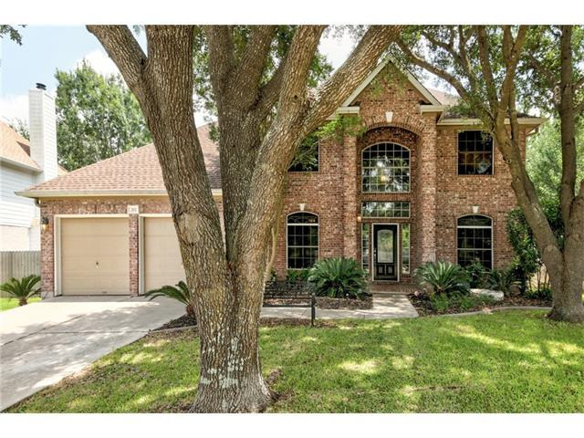 202 Belmont Dr, Georgetown, TX 78626 (#7873442) :: RE/MAX Capital City