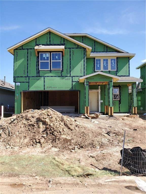 1136 Waterfall Ave, Leander, TX 78641 (#7876998) :: Papasan Real Estate Team @ Keller Williams Realty