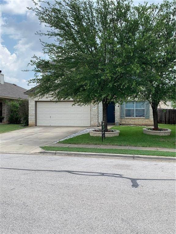 215 Housefinch Loop, Leander, TX 78641 (#7894286) :: Sunburst Realty