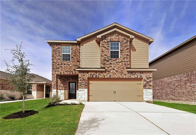 13304 William Mckinley Way, Manor, TX 78653 (#7913302) :: The ZinaSells Group