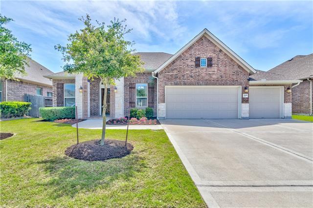 3509 Eagle Ridge Ln, Pflugerville, TX 78660 (#7918929) :: Ana Luxury Homes