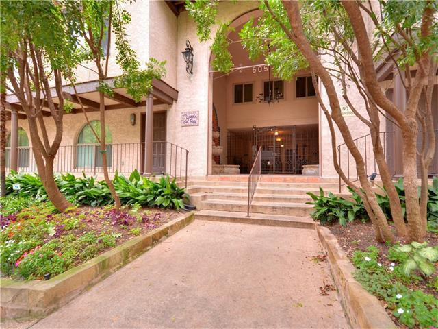 505 W 7th St #111, Austin, TX 78701 (#7946725) :: Papasan Real Estate Team @ Keller Williams Realty