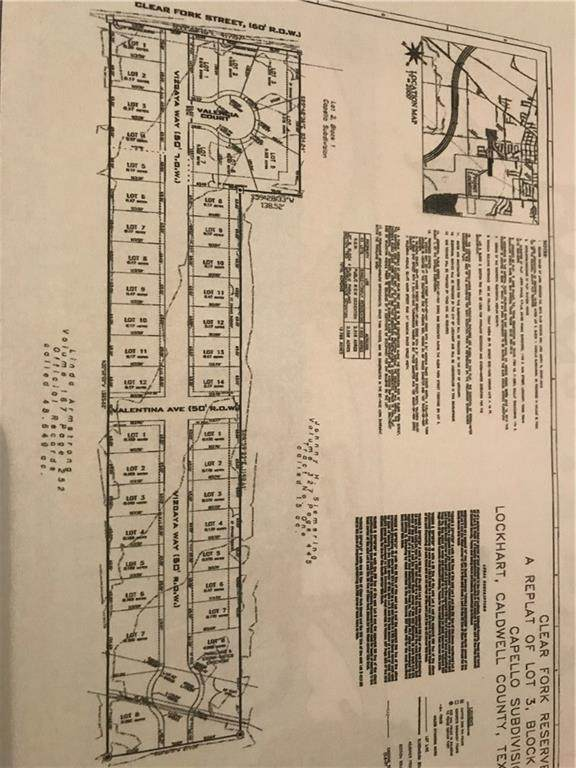 1710 Clearfork St, Lockhart, TX 78644 (#7950699) :: Papasan Real Estate Team @ Keller Williams Realty