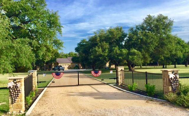 1820 County Road 116B, Burnet, TX 78611 (#7975121) :: The Perry Henderson Group at Berkshire Hathaway Texas Realty
