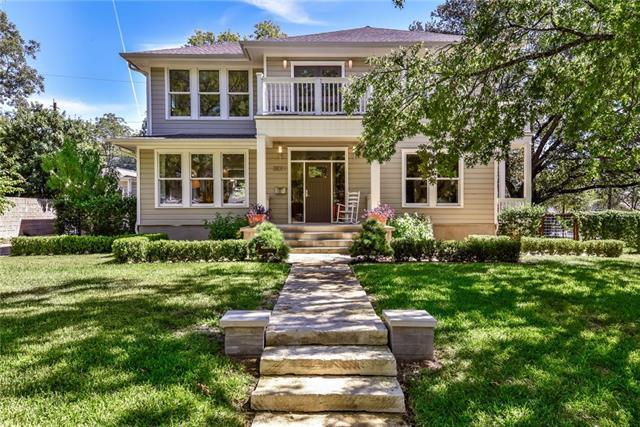 3201 Glenview Ave, Austin, TX 78703 (#8071369) :: Austin International Group LLC