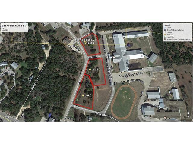 250 Sportsplex Dr, Dripping Springs, TX 78620 (#8071379) :: Forte Properties