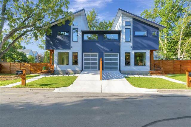 1132 Denfield St A, Austin, TX 78721 (#8088403) :: The Perry Henderson Group at Berkshire Hathaway Texas Realty