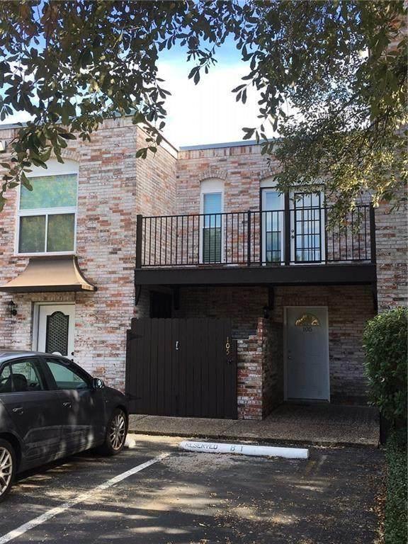 6501 E Hill Dr #105, Austin, TX 78731 (#8094540) :: Papasan Real Estate Team @ Keller Williams Realty