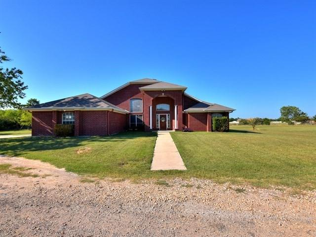 501 County Road 101, Hutto, TX 78634 (#8112041) :: RE/MAX Capital City