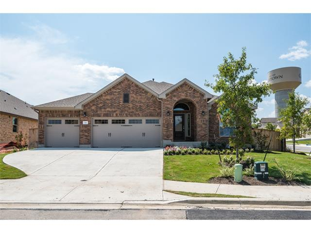 501 Blue Agave Ln, Georgetown, TX 78626 (MLS #8139159) :: Carrington Real Estate Services