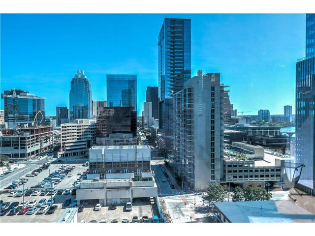 360 Nueces St #1401, Austin, TX 78701 (#8152083) :: Papasan Real Estate Team @ Keller Williams Realty