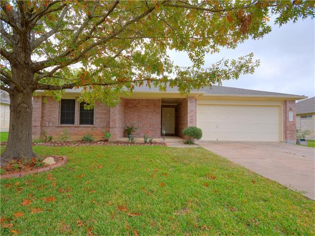 1409 Quicksilver St, Round Rock, TX 78665 (#8162919) :: Magnolia Realty