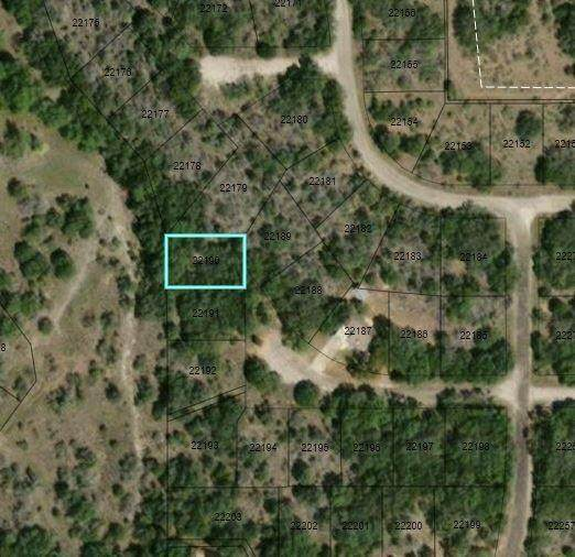 (Lot K8046) Ridgeview Rd, Horseshoe Bay, TX 78657 (#8211457) :: The Perry Henderson Group at Berkshire Hathaway Texas Realty
