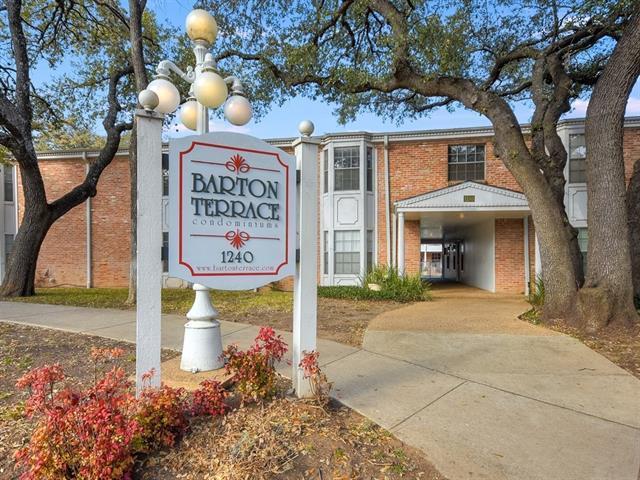 1240 Barton Hills Dr #115, Austin, TX 78704 (#8223027) :: Watters International