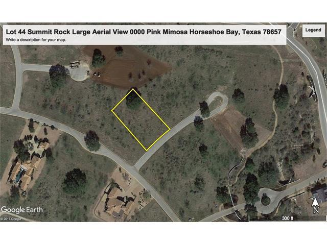44 Pink Mimosa, Horseshoe Bay, TX 78657 (#8225331) :: 12 Points Group