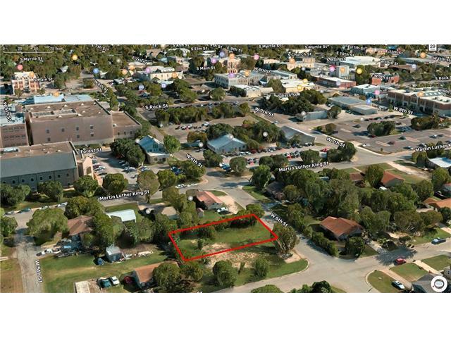 505 W 6th St, Georgetown, TX 78626 (#8251242) :: Austin Portfolio Real Estate - Keller Williams Luxury Homes - The Bucher Group