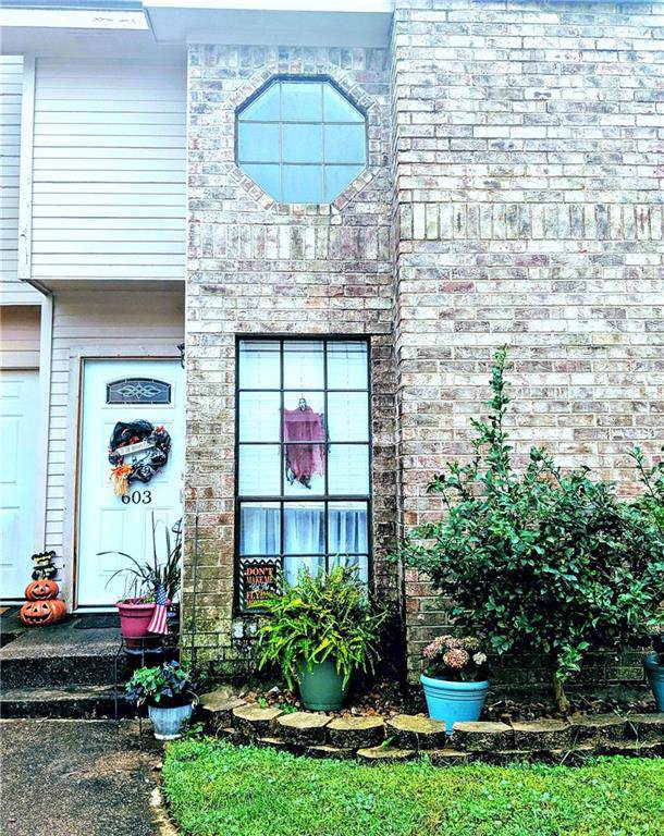 1620 Wellington Pl #603, Other, TX 77706 (#8277126) :: The Perry Henderson Group at Berkshire Hathaway Texas Realty
