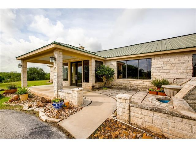 3750 Mountain View Dr, Kingsland, TX 78639 (#8285658) :: The ZinaSells Group