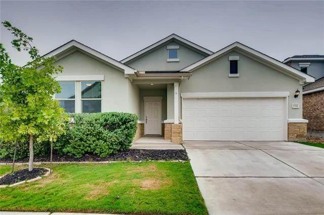 1332 Eagle Ridge Trl, Leander, TX 78641 (#8288987) :: 10X Agent Real Estate Team
